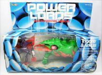 Power Lords - Revell - Gift-Set Trigore & Arkus (Revell USA box)