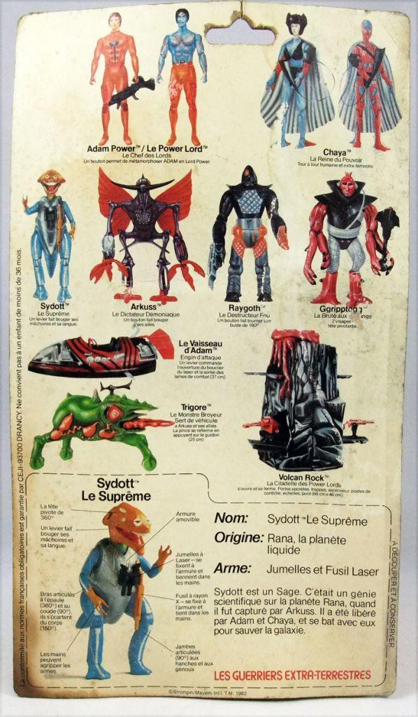 Power Lords - Revell - Sydott le Suprême - Ceji