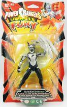 "Power Rangers Jungle Fury - Sound Fury Bat Ranger - Bandai 6\"" action figure"