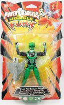 Power Rangers Jungle Fury - Sound Fury Elephant Ranger - Figurine 15cm Bandai