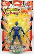 "Power Rangers Jungle Fury - Sound Fury Jaguar Ranger - Bandai 6\"" action figure"