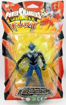 Power Rangers Jungle Fury - Sound Fury Shark Ranger - Figurine 15cm Bandai