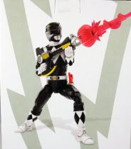 Power Rangers Lightning Collection - Mighty Morphin Black Ranger - Figurine 16cm Hasbro
