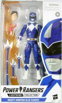 "Power Rangers Lightning Collection - Mighty Morphin Blue Ranger - Hasbro 6\"" action figure"