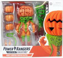 "Power Rangers Lightning Collection - Mighty Morphin Pumpkin Rapper - Hasbro 7\"" action figure"