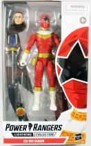 "Power Rangers Lightning Collection - Zeo Red Ranger - Hasbro 6"" action figure"