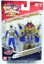 Power Rangers Super Samurai - Claw Battlezord Armour & Samurai Ranger Light