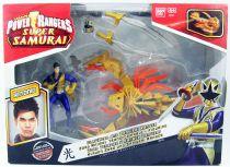 Power Rangers Super Samurai - Clawzord & Samurai Ranger Light