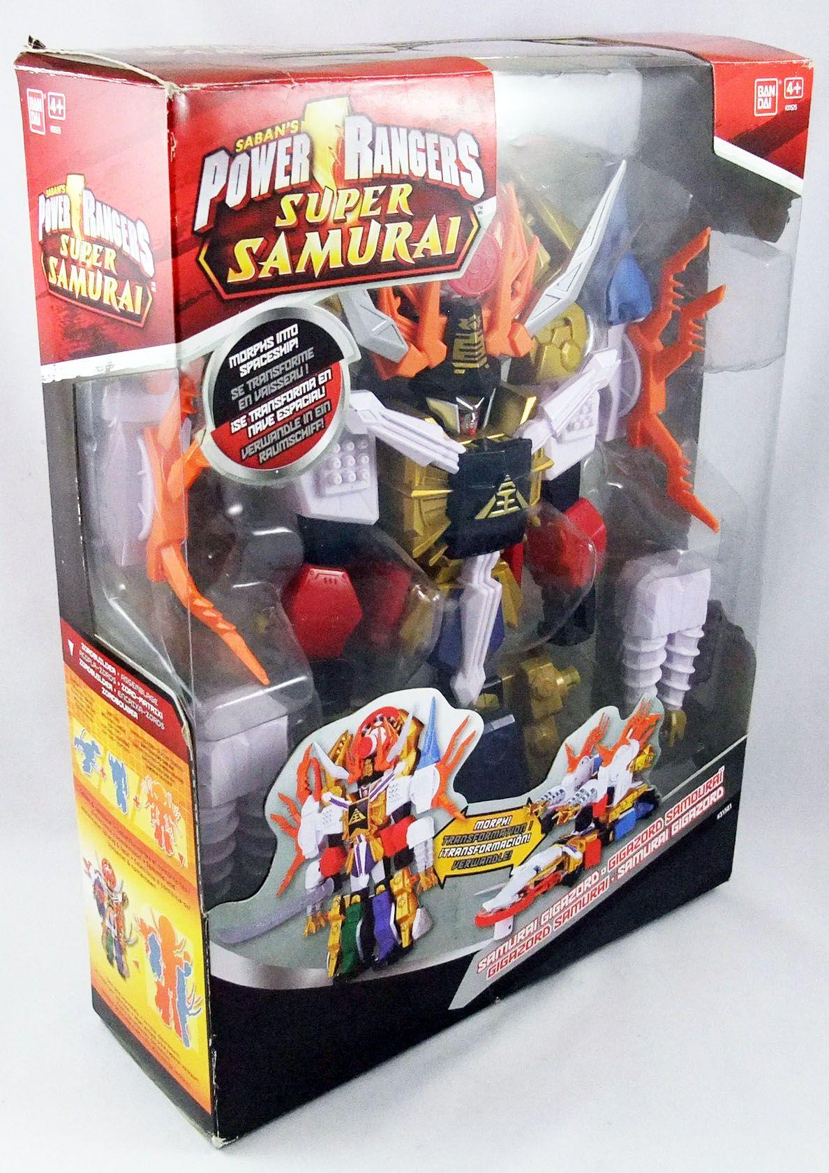 Power Rangers Super Samurai - Samurai Gigazord