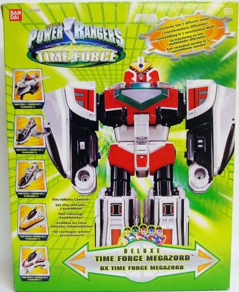 Power Rangers Time Force - DX Time Force Megazord