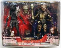 Predator  - Neca 2-pack - Berserker Predator & City Hunter