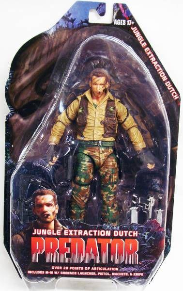 Predator - Neca - Jungle Extraction Dutch