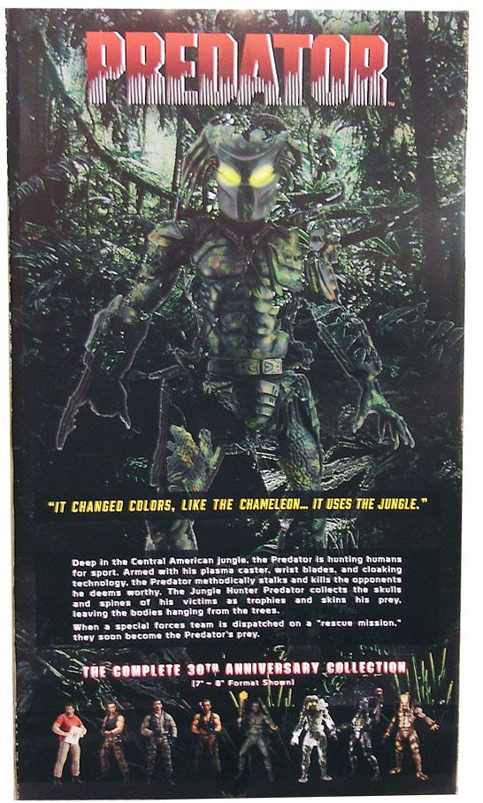 Predator - NECA Limited Edition Quarter 1/4 Scale Figure - Jungle Demon