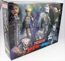 Predator - Neca two-pack - Bad Blood Predator & Enforcer Predator