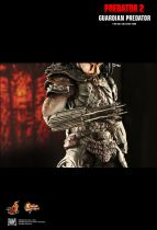Predator 2 - Guardian Predator - Figurine 30cm Hot Toys MMS 126