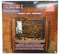 Predator 2 - Neca - Trophy Wall (Mur des Trophées) Diorama