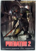 Predator 2 - Neca - Ultimate Armored Lost Predator