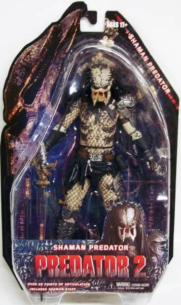 Predator 2 - Neca Series 4 - Shaman Predator