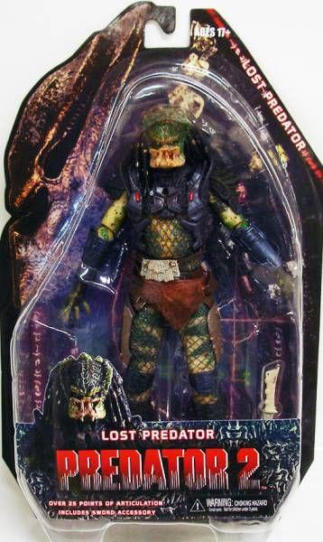 Predator 2 - Neca Series 6 - Lost Predator