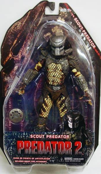 Predator 2 - Neca Series 6 - Scout Predator
