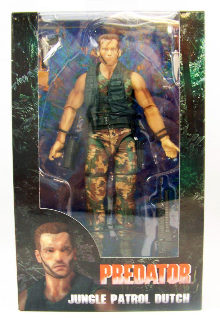 Predator 30th Anniversary - Neca - Jungle Patrol Dutch