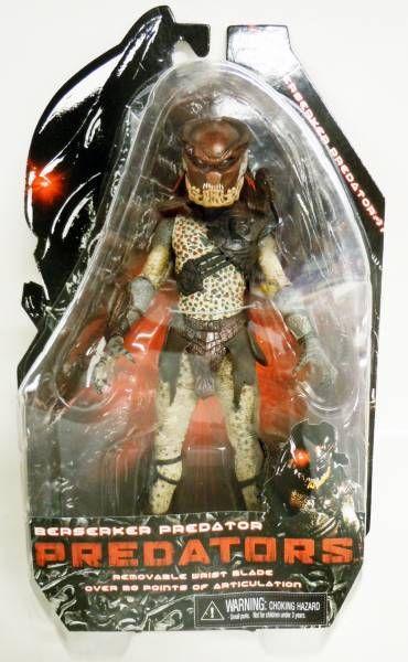 Predators - Neca Series 1 - Berserker Predator