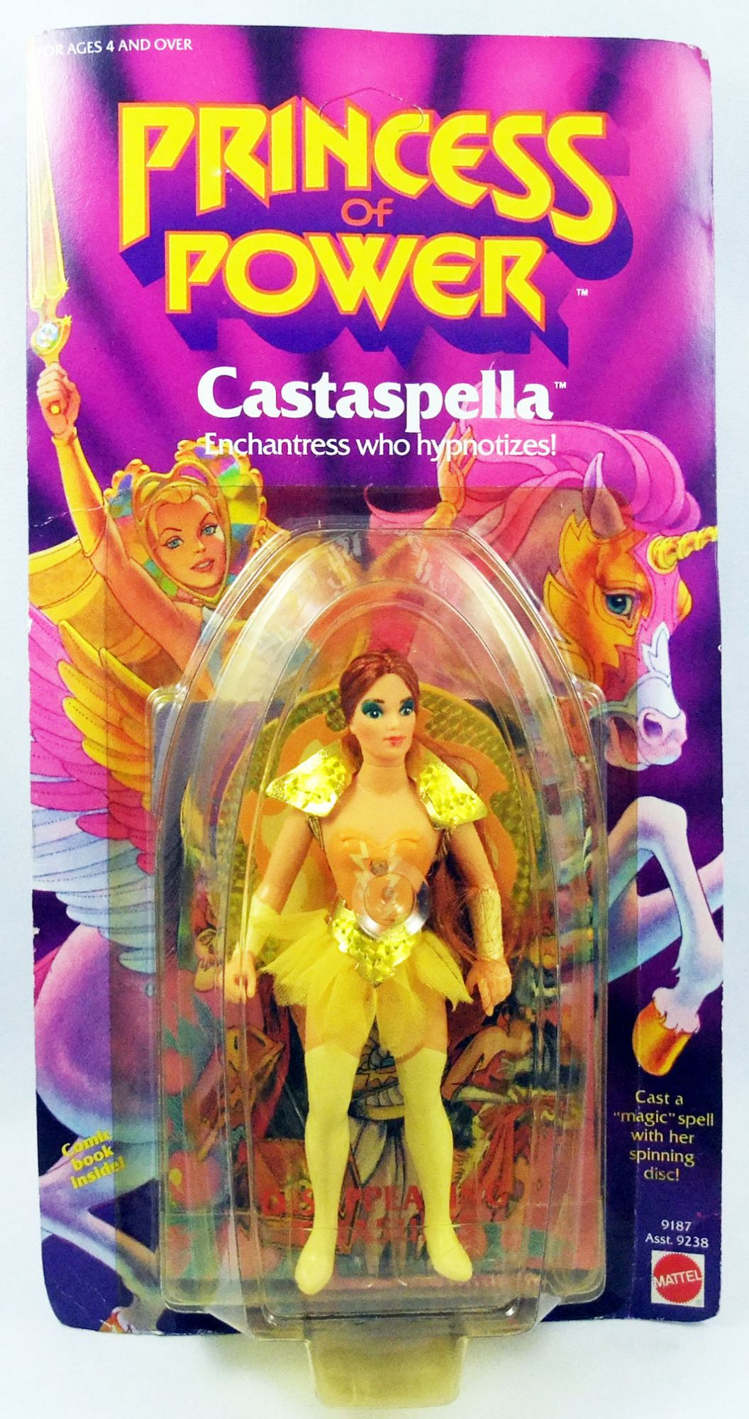 Princess of Power - Castaspella / Sorciela (carte USA)
