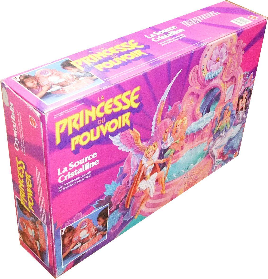 Princess of Power - Crystal Falls / Source Cristalline (boite Europe)