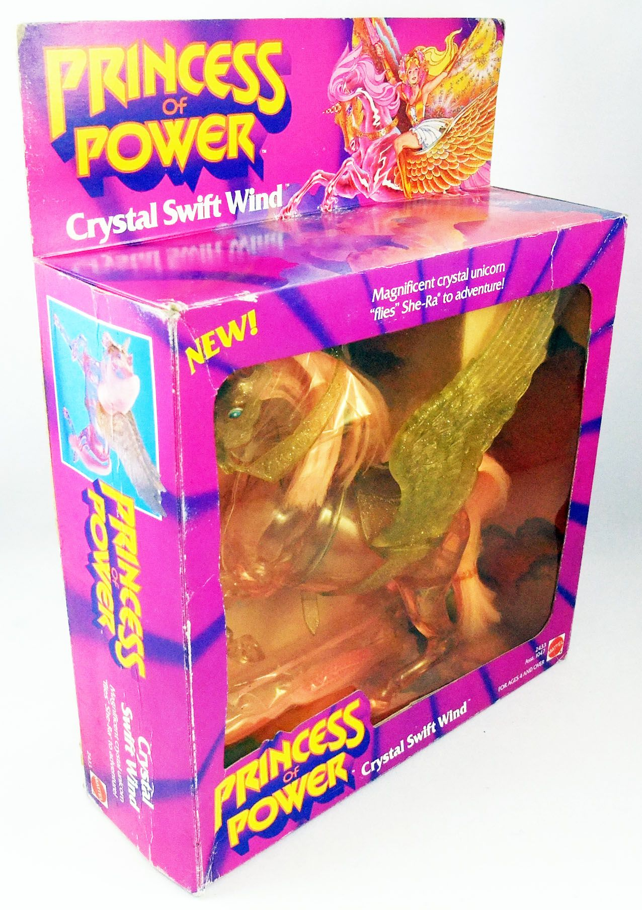 Princess of Power - Crystal Swift Wind / Fougor Cristal (boite USA)