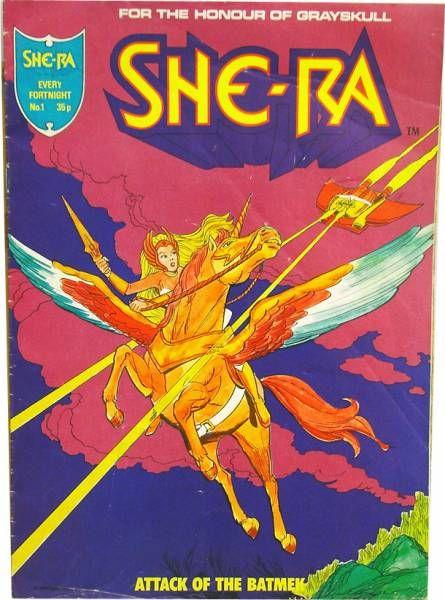 Princess of Power - London Editions - She-Ra Magazine n°1