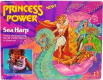 Princess of Power - Sea Harp / Nautila (boite USA)