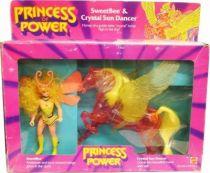 Princess of Power - Sweet Bee & Crystal Sun Dancer gift-set (USA box)