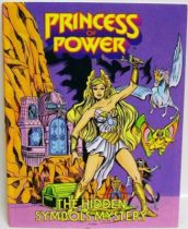 Princess of Power Mini-comic - The Hidden Symbols Mystery (english-french)