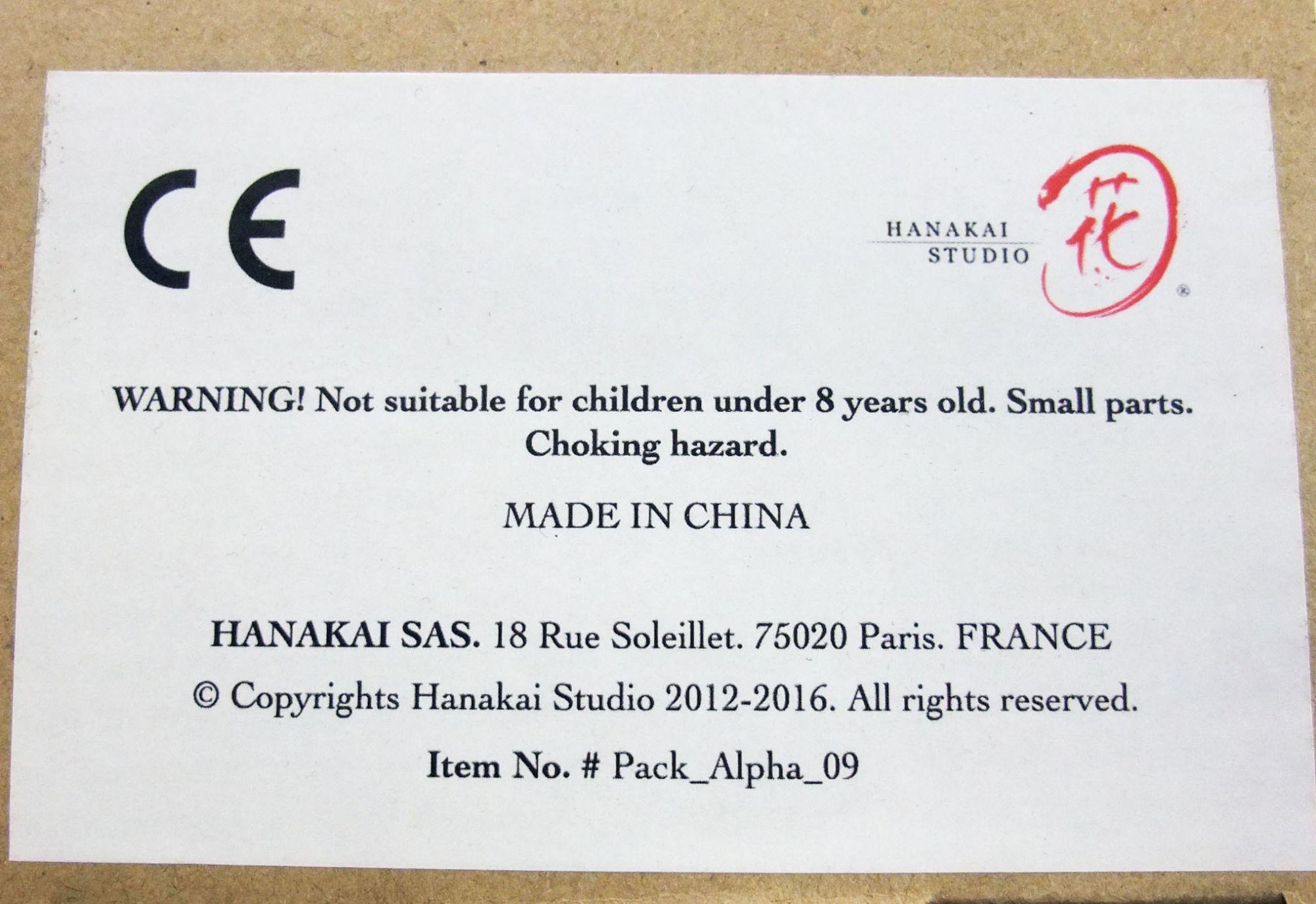 Prodigy : The Game - Hanakai Studio - Set de 10 figurines miniatures