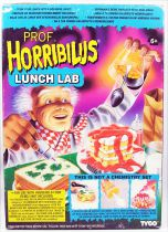 "Prof. Horribilus - Coffret \""Lunch Lab\"" - Tyco"