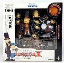 Professor Layton - Kaiyodo Revoltech #086