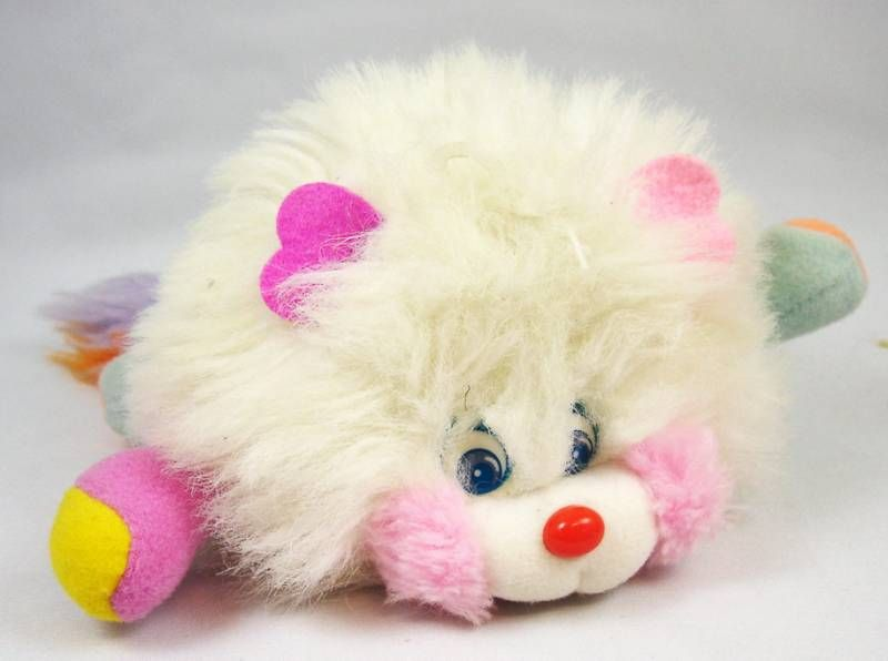 Puffling Popple White (loose)