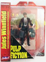 Pulp Fiction - Diamond Select Action-Figure - Jules Winnfield