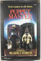 Puppet Master - NECA - Ultimate Blade & Torch