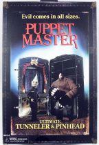 Puppet Master - NECA - Ultimate Tunneler & Pinhead