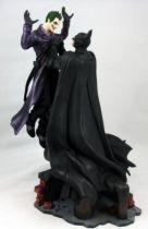 PureArts - Batman Arkham Origins - Statue pvc 30cm - Batman et le Joker