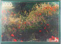Puzzle 1000 pièces - Nathan Réf 550714 - Grand Photographe J H Lartigue Fleurs des Champs Neuf Boite Cellophanée