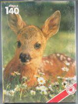 Puzzle 140 pièces - Ass Réf 2789/4 - Jeune Faon Bambi Neuf Boite Cellophanée
