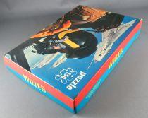 Puzzle 150 pieces - Willeb Ref 1910 - Fighter Pilot + Poster MIB