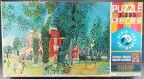 Puzzle 1500 pièces - E Dujardin Réf 6252442 - R Dufy Paddock à Deauville Série Art Moderne Neuf Boite