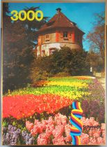 Puzzle 3000 pieces - Schmidt Ref 6252706 - Mainau Panorama Series MIB
