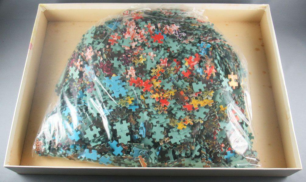 Puzzle 3000 pieces - Schmidt Ref 6252706 - Mainau Panorama Series MIB