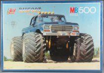 Puzzle 500 pièces - MB Réf 3030.21 - Bigfoot 4x4x4 Super Size Truck Neuf Boite Cellophanée