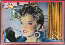 Puzzle 500 pieces - MB Ref 3955.20 -Youg Lady at Disco A F Girou dMIB
