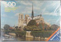 Puzzle 500 pieces - Ravensburger Ref 62550414 - Paris Notre Dame MISB